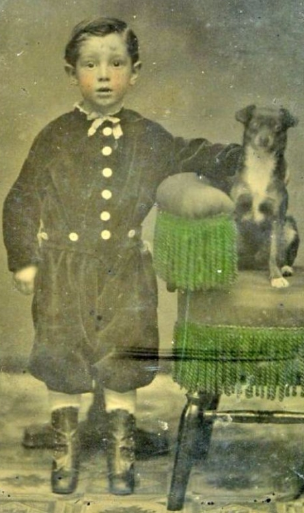 victorian-boy-with-dog